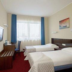 Отель Focus Gdańsk Польша, Гданьск - 11 отзывов об отеле, цены и фото номеров - забронировать отель Focus Gdańsk онлайн комната для гостей фото 5