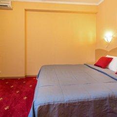 Гостиница Бригантина 3* Стандартный номер с двуспальной кроватью фото 2
