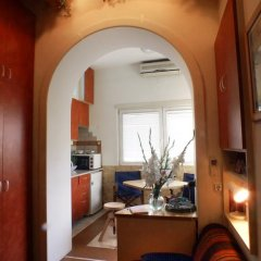 Апартаменты Apartment Jewel Студия с различными типами кроватей фото 13