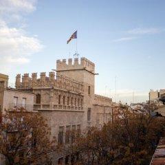 Отель Royal Apartbeds балкон