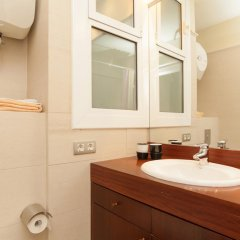 Отель Rambla Suites Барселона ванная