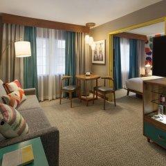 Отель The Kinney Venice Beach 2* Студия с различными типами кроватей фото 2