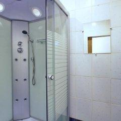 Хостел Высшая Лига Кровать в общем номере с двухъярусной кроватью фото 5