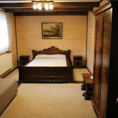 Гостиница Лесная Усадьба Стандартный номер двуспальная кровать фото 4