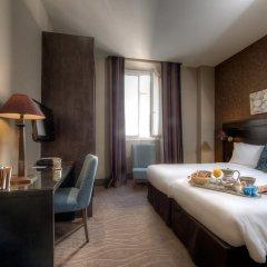 Best Western Hotel de Madrid Nice 4* Стандартный номер с 2 отдельными кроватями