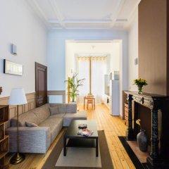 Отель Urban Suites Brussels EU Люкс с различными типами кроватей фото 8
