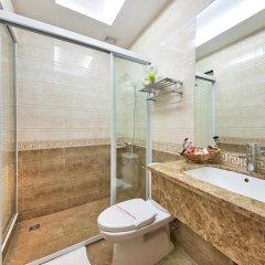 Hong Vina Hotel 3* Номер Делюкс с различными типами кроватей фото 4