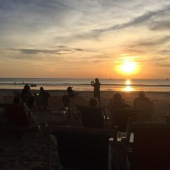 Hey beach hostel Ланта пляж фото 2