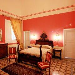 Отель B&B A Palazzo Италия, Гальяно дель Капо - отзывы, цены и фото номеров - забронировать отель B&B A Palazzo онлайн комната для гостей фото 4