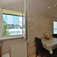 Апартаменты Arpad Bridge Apartments Апартаменты с различными типами кроватей фото 18