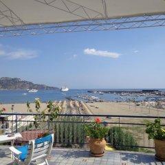 Отель Casa d'A..Mare Италия, Джардини Наксос - отзывы, цены и фото номеров - забронировать отель Casa d'A..Mare онлайн пляж