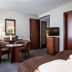 Savigny Hotel Frankfurt City 4* Улучшенный номер с различными типами кроватей фото 7