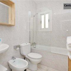 Апартаменты Centric Lodge Apartments Барселона ванная