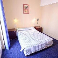Hotel De La Vallee Париж комната для гостей фото 4