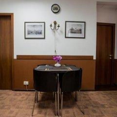 Мини-отель Старая Москва 3* Стандартный номер с двуспальной кроватью фото 17