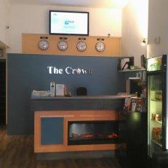 Hotel The Crown Амстердам интерьер отеля