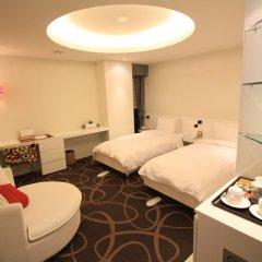 Grammos Hotel 3* Улучшенный номер с 2 отдельными кроватями фото 2