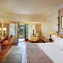Отель The Laguna, a Luxury Collection Resort & Spa, Nusa Dua, Bali 5* Номер Делюкс с различными типами кроватей фото 5