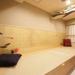 SAMURAIS HOSTEL Ikebukuro Стандартный номер с различными типами кроватей фото 9