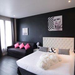 IDEAL HOTEL DESIGN 3* Стандартный семейный номер разные типы кроватей фото 19