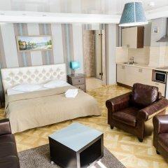 Апарт-отель Кутузов 3* Улучшенные апартаменты с различными типами кроватей фото 47