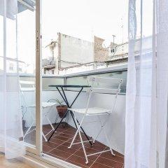 Апартаменты Homenfun Plaza España Apartment Барселона балкон