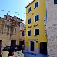 Отель Villa Capo парковка
