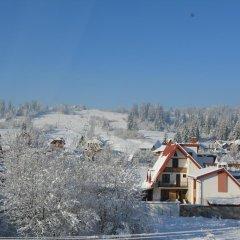 Гостиница Sadyba Kukulka балкон