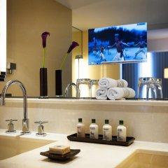 Отель Jumeirah Frankfurt 5* Люкс с различными типами кроватей фото 6