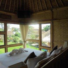 Отель Biyukukung Suite & Spa 4* Коттедж с различными типами кроватей фото 9