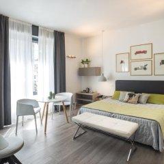 Hotel Bernina 3* Улучшенный номер с двуспальной кроватью фото 7