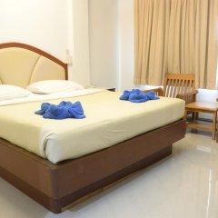 Отель Bangkok Condotel 3* Номер категории Эконом с различными типами кроватей фото 7