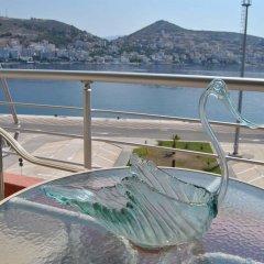 Отель Ioanian's View Албания, Саранда - отзывы, цены и фото номеров - забронировать отель Ioanian's View онлайн балкон