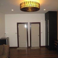Отель QG Resort 3* Семейный номер Делюкс с двуспальной кроватью фото 7