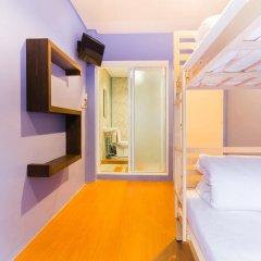Отель At smile house 2* Стандартный номер с двухъярусной кроватью