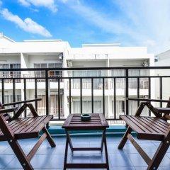 Отель Two Color Patong Номер Делюкс с двуспальной кроватью фото 4