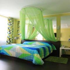 Гостиница Цветы Люкс разные типы кроватей фото 39