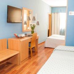 Hotel Reino de Granada 3* Стандартный номер разные типы кроватей фото 2