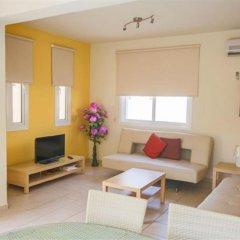 Отель Villa Florie Кипр, Протарас - отзывы, цены и фото номеров - забронировать отель Villa Florie онлайн комната для гостей фото 4