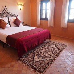 Отель Riad Bouchedor Марокко, Уарзазат - отзывы, цены и фото номеров - забронировать отель Riad Bouchedor онлайн комната для гостей фото 5