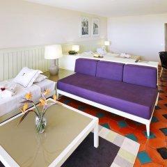 Hotel Algarve Casino 5* Стандартный семейный номер с различными типами кроватей