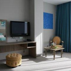 Platinum Hotel 3* Улучшенный номер разные типы кроватей фото 9