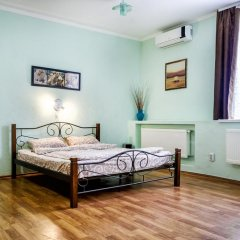 Гостиница Колумб Студия разные типы кроватей фото 26