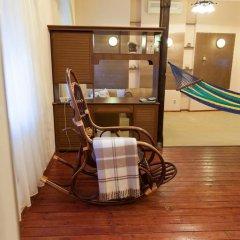 Гостиница Максима Заря 3* Люкс Морской двуспальная кровать фото 13