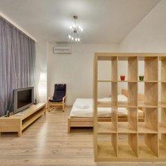 Апартаменты LikeHome Апартаменты Тверская Студия Делюкс разные типы кроватей фото 5