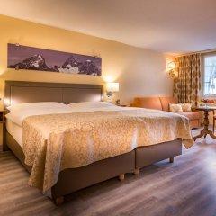 Отель Christiania Hotels & Spa Швейцария, Церматт - отзывы, цены и фото номеров - забронировать отель Christiania Hotels & Spa онлайн комната для гостей фото 4