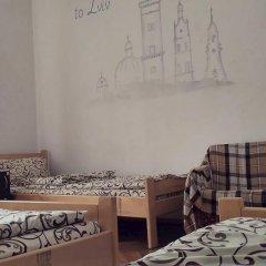 Рандеву Хостел Кровать в общем номере с двухъярусной кроватью фото 18