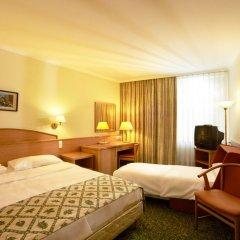 Erzsebet Hotel City Center 3* Стандартный номер с различными типами кроватей фото 6
