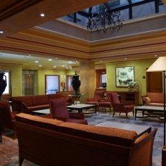 Hotel Pamplona Villava интерьер отеля