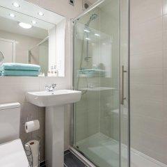 Отель Glasgow City Flats Великобритания, Глазго - отзывы, цены и фото номеров - забронировать отель Glasgow City Flats онлайн ванная фото 2